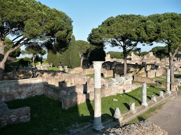 Ancient Ostia Trip From Rome