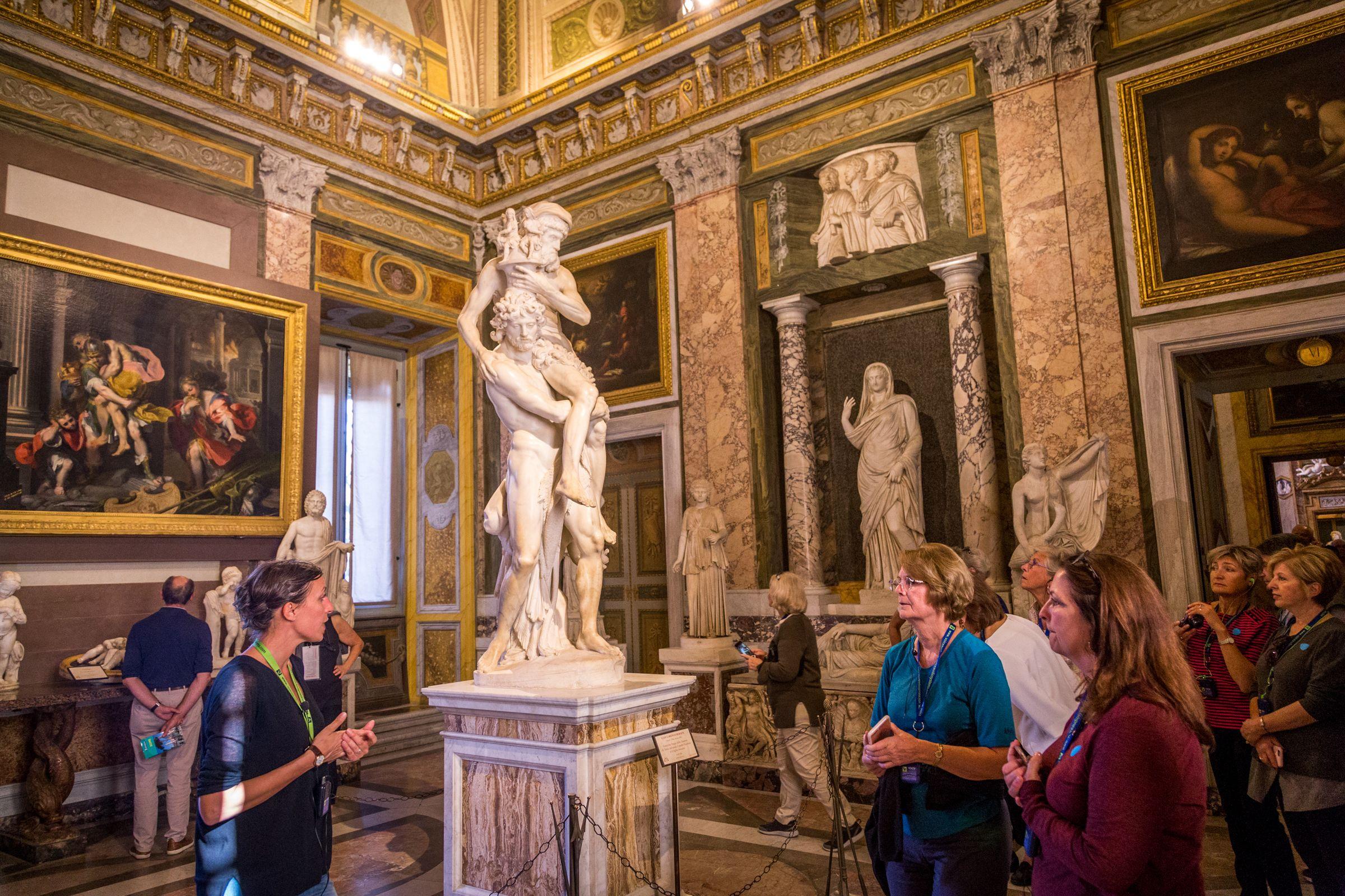 Tour mit bevorzugtem Einlass – Galleria Borghese und Parkanlage