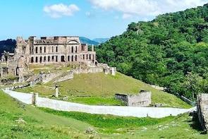 Citadel and Sans Soucis Palace