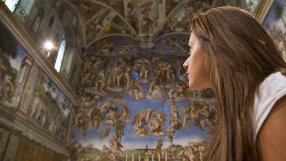 Show item 10 of 10. Faster Than Skip-the-Line: Vatican, Sistine Chapel and St. Peter's Tour