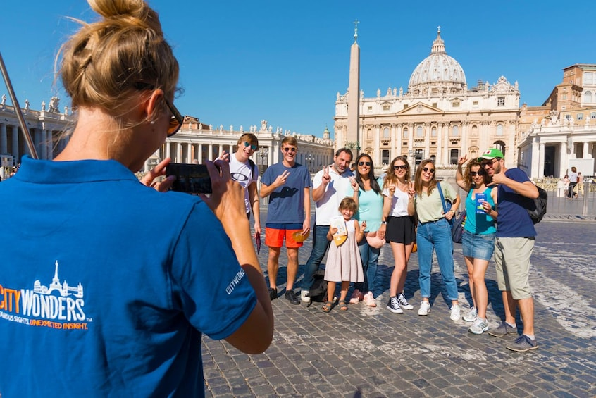 Show item 1 of 10. Faster Than Skip-the-Line: Vatican, Sistine Chapel and St. Peter's Tour
