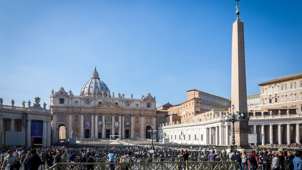 Show item 5 of 10. Faster Than Skip-the-Line: Vatican, Sistine Chapel and St. Peter's Tour