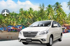 Private Dabolim Airport Transfers (GOI) for Goa