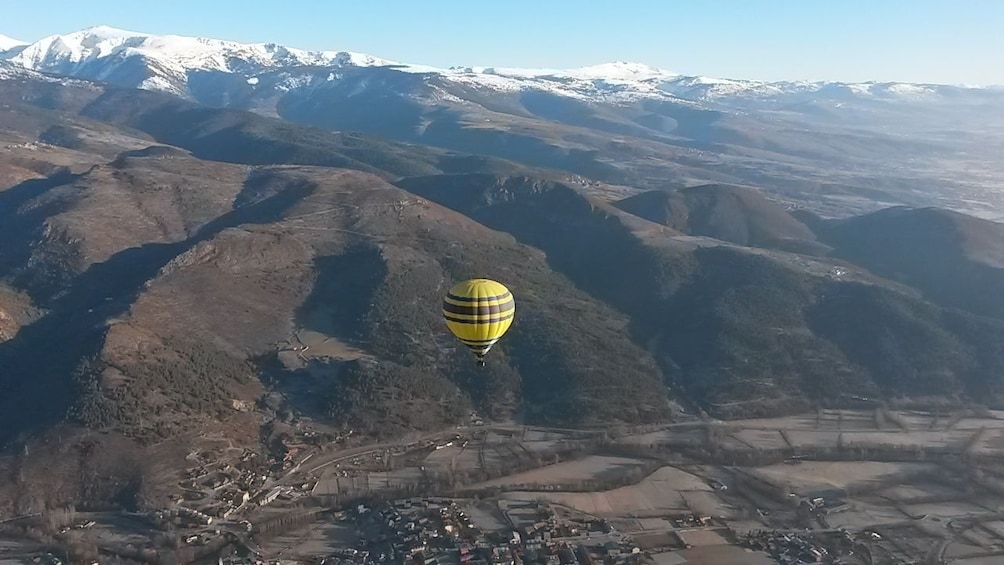 Show item 10 of 10. Hot Air Balloon Flight with optional Pick up from Barcelona