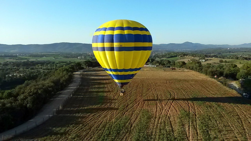 Show item 2 of 10. Hot Air Balloon Flight with optional Pick up from Barcelona