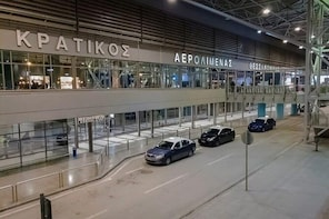 Thessaloniki Airport - Sani Transfer