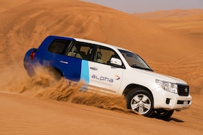 Desert Safari at Al Maha Experience with BBQ Dinner