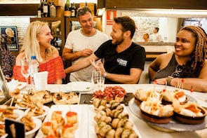 Barcelona Evening Food Tour: Traditional Catalan Tapas