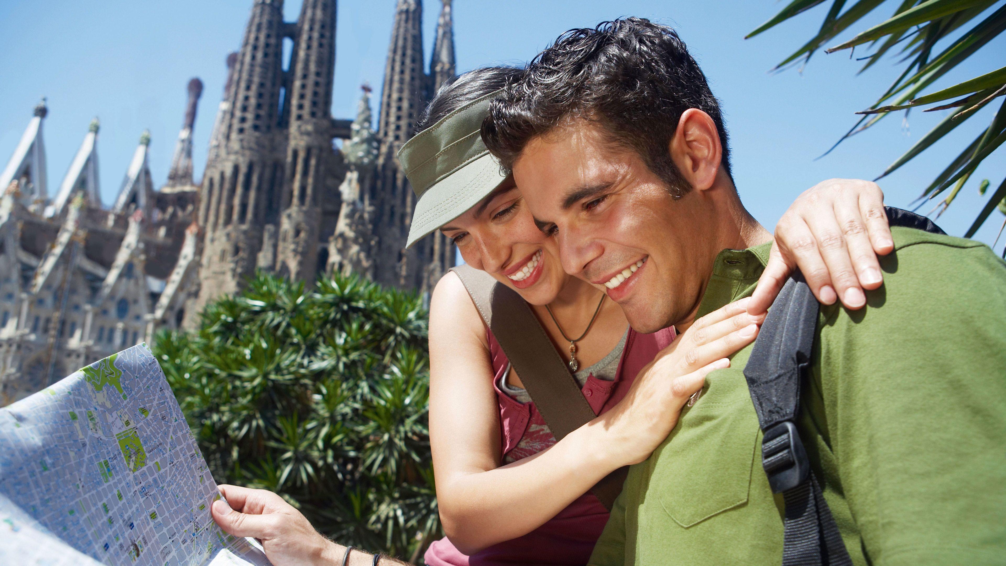 Skippa kön: Guidad tur av Barcelonas höjdpunkter i mindre grupp