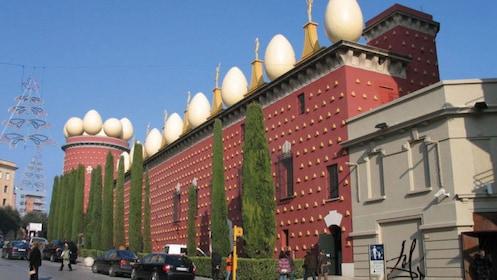 Salvador Dali museum in Barcelona
