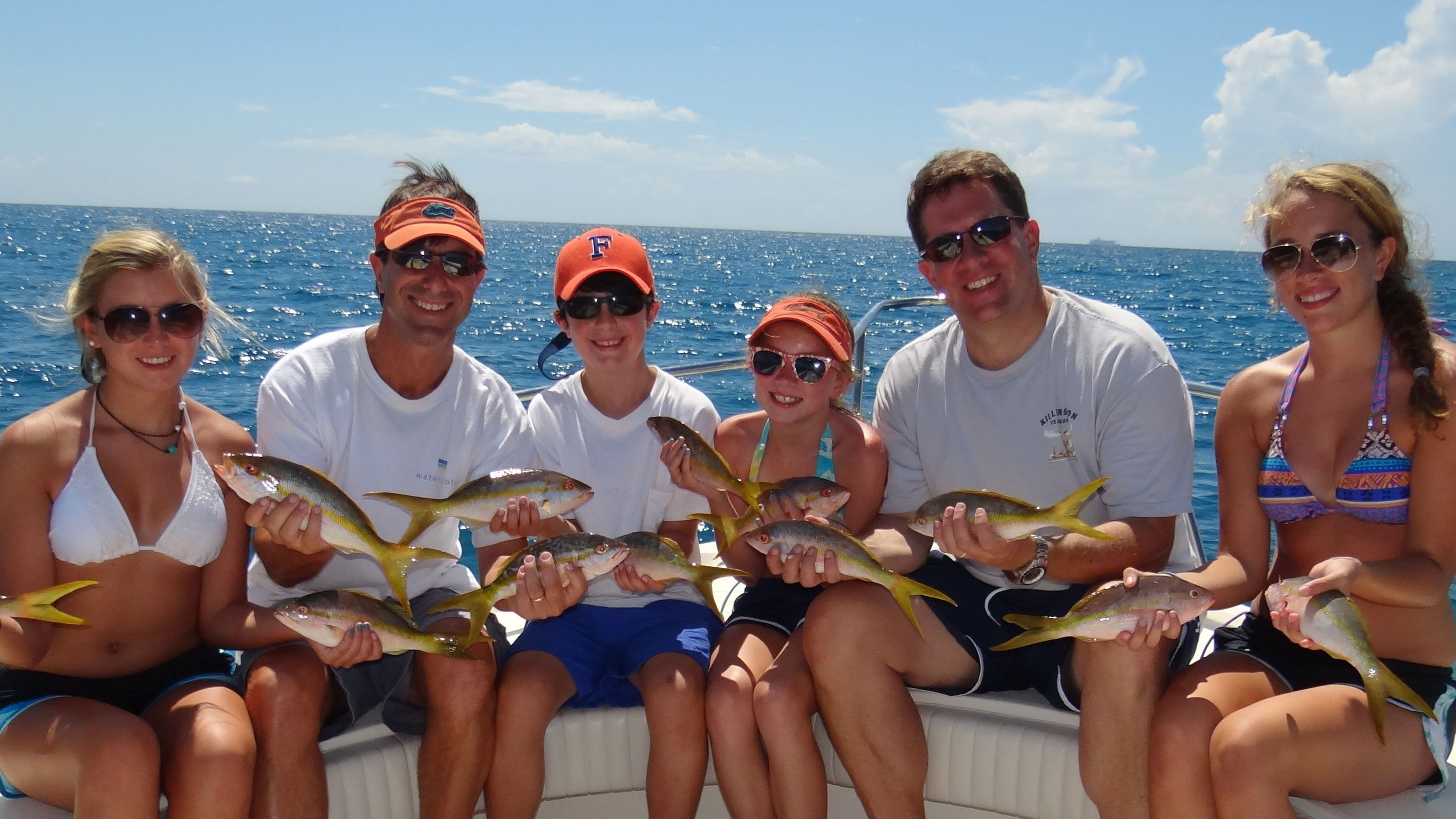 Deep-Sea Fishing Morning Tour with Refreshments on Sharing Basis
