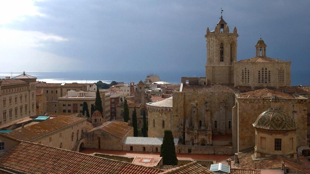 Tarragona Cathedral church in Barcelona