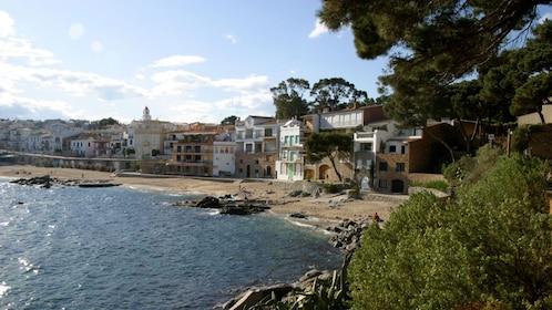 coastal villa homes in Barcelona