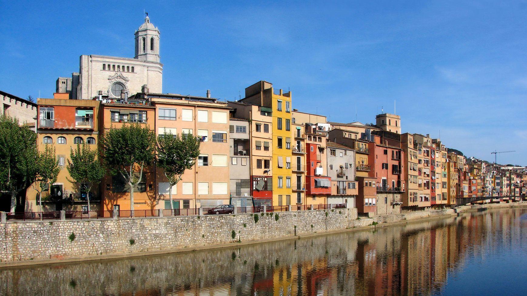 Dagexcursie naar het middeleeuwse Girona en de Costa Brava