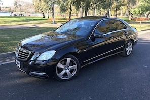 Buenos Aires: Private EZE Airport Transfer