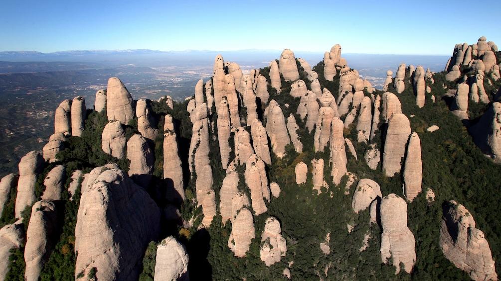 Charger l'élément 5 sur 5. stoney hillside in Montserrat, Spain