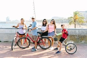 Visita urbana por Barcelona en bicicleta