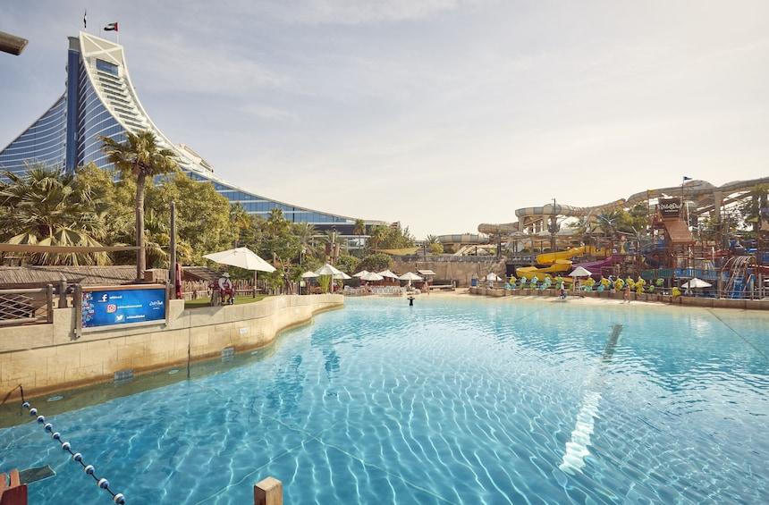 Show item 3 of 10. Wild Wadi Dubai Waterpark Tickets