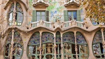 Tickets voor toegang zonder wachtrij tot Casa Batlló met SmartGuide