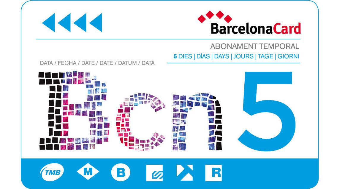 Barcelona Card: meer dan 70 kortingen op attracties, tours en entertainment
