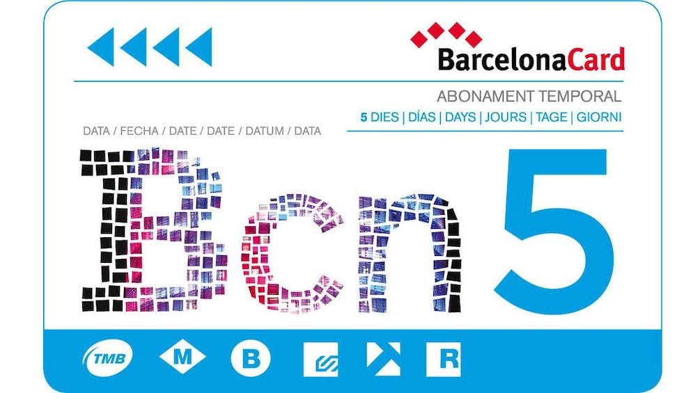 Foto 1 von 8 laden the Barcelona Card