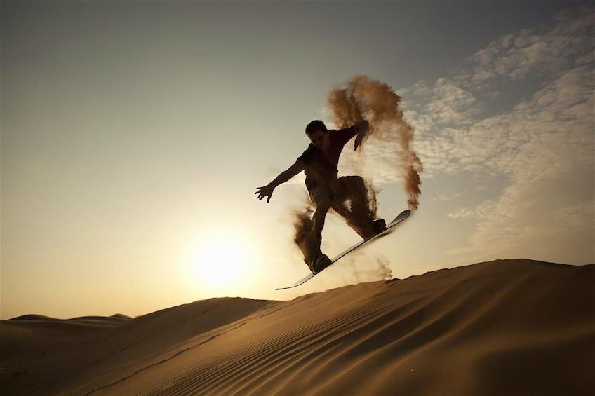 Foto 4 van 6. Private Dubai Morning Desert Safari