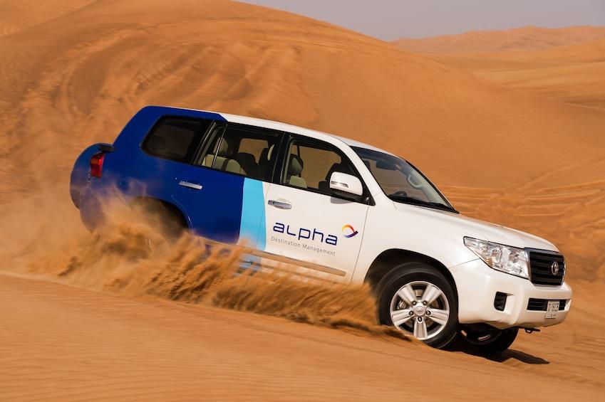 Foto 3 van 6. Private Dubai Morning Desert Safari