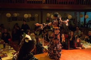 Flamenco-Show im Tablao de Carmen mit optionalem Abendessen