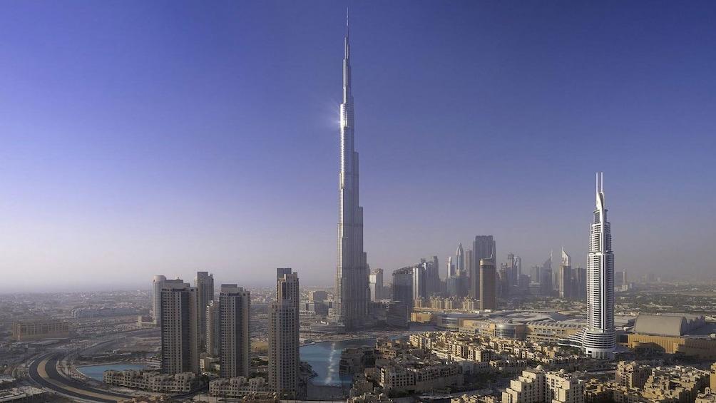 Show item 2 of 8. Burj Khalifa Skyscraper in Dubai