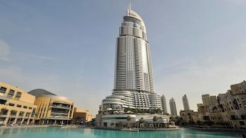Burj Khalifa 124 & 125 floor Observation Deck Tickets