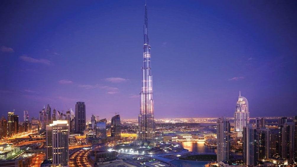 Show item 8 of 8. Burj Khalifa Skyscraper in Dubai