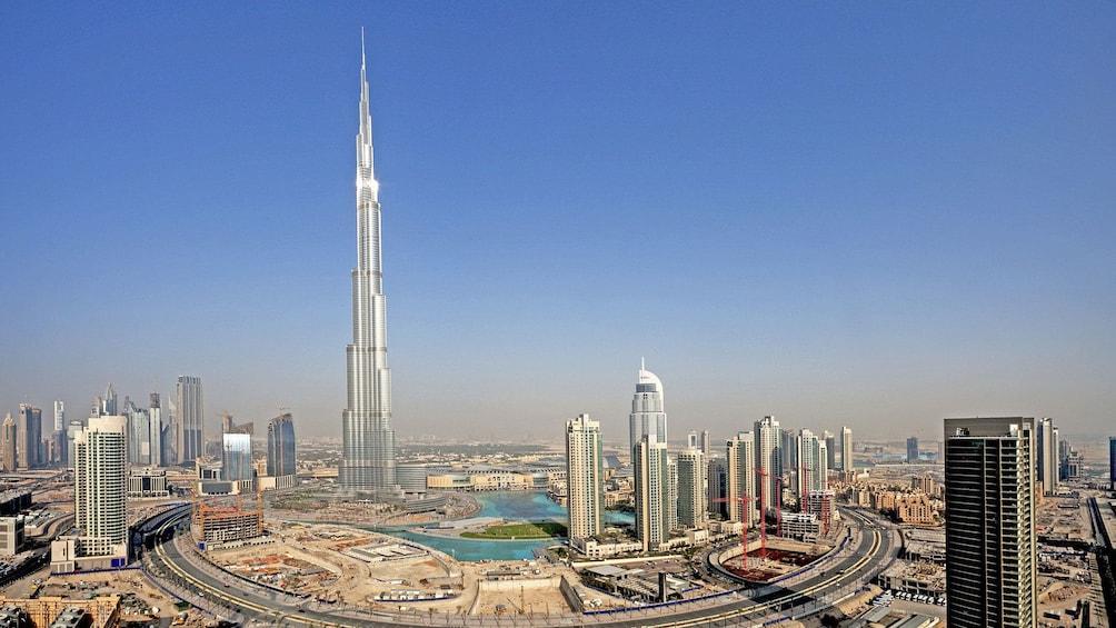 Show item 3 of 8. Burj Khalifa Skyscraper in Dubai