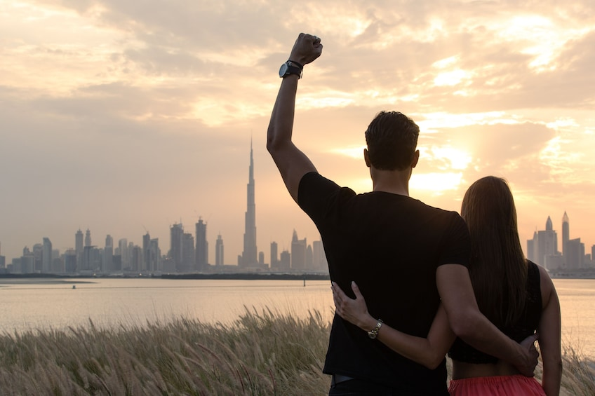 Dubai Hop-On Hop-Off Sightseeing Bus Tour