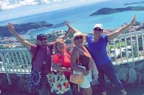 My Love Taxi - St. Thomas Virgin Island - Island Tour