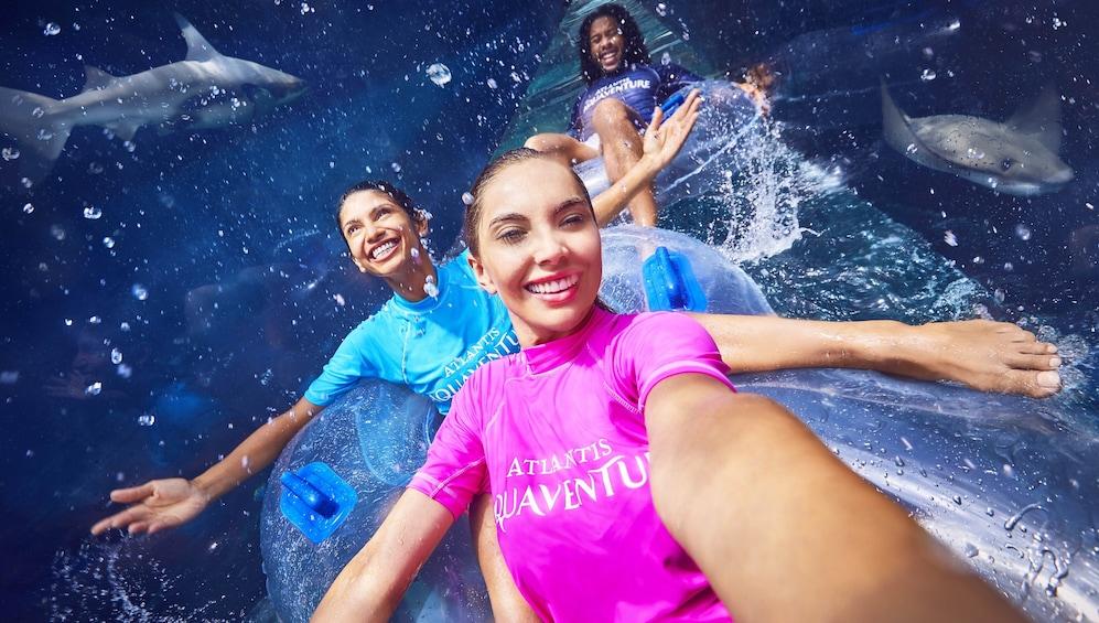 Aquaventure Waterpark & Lost Chambers Aquarium Combo Ticket