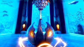 Entradas a The Lost Chambers Aquarium de Atlantis