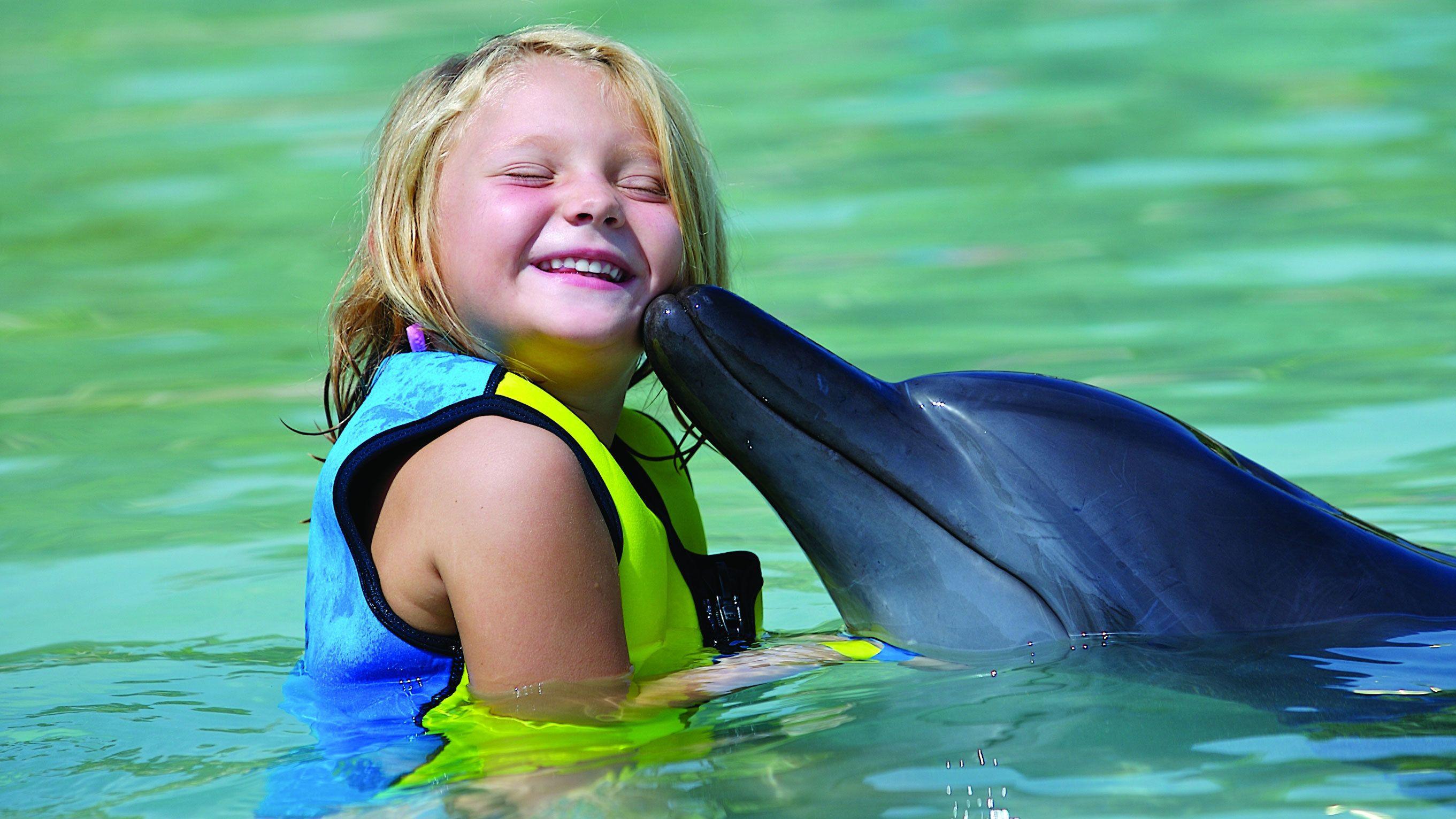 Dubai Dolphin Experience & Aquaventure Waterpark