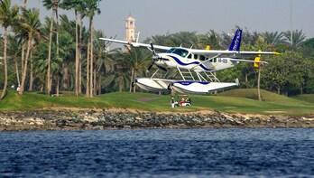 Seaplane flight over Dubai - Seawings Signature