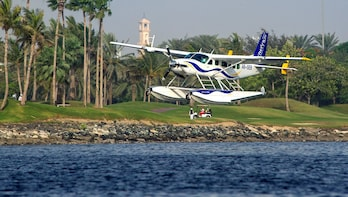 Seawings seaplane experience of Dubai