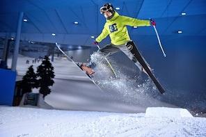 Ski-ervaring, inclusief skipas