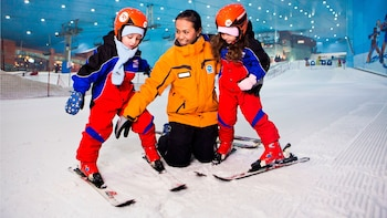 Ski or Snowboard Lesson