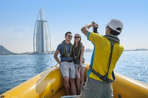 Original Tour: The Palm, Burj Al Arab & Marina (99 Mins)