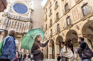 Excursión de medio día a Montserrat desde Barcelona