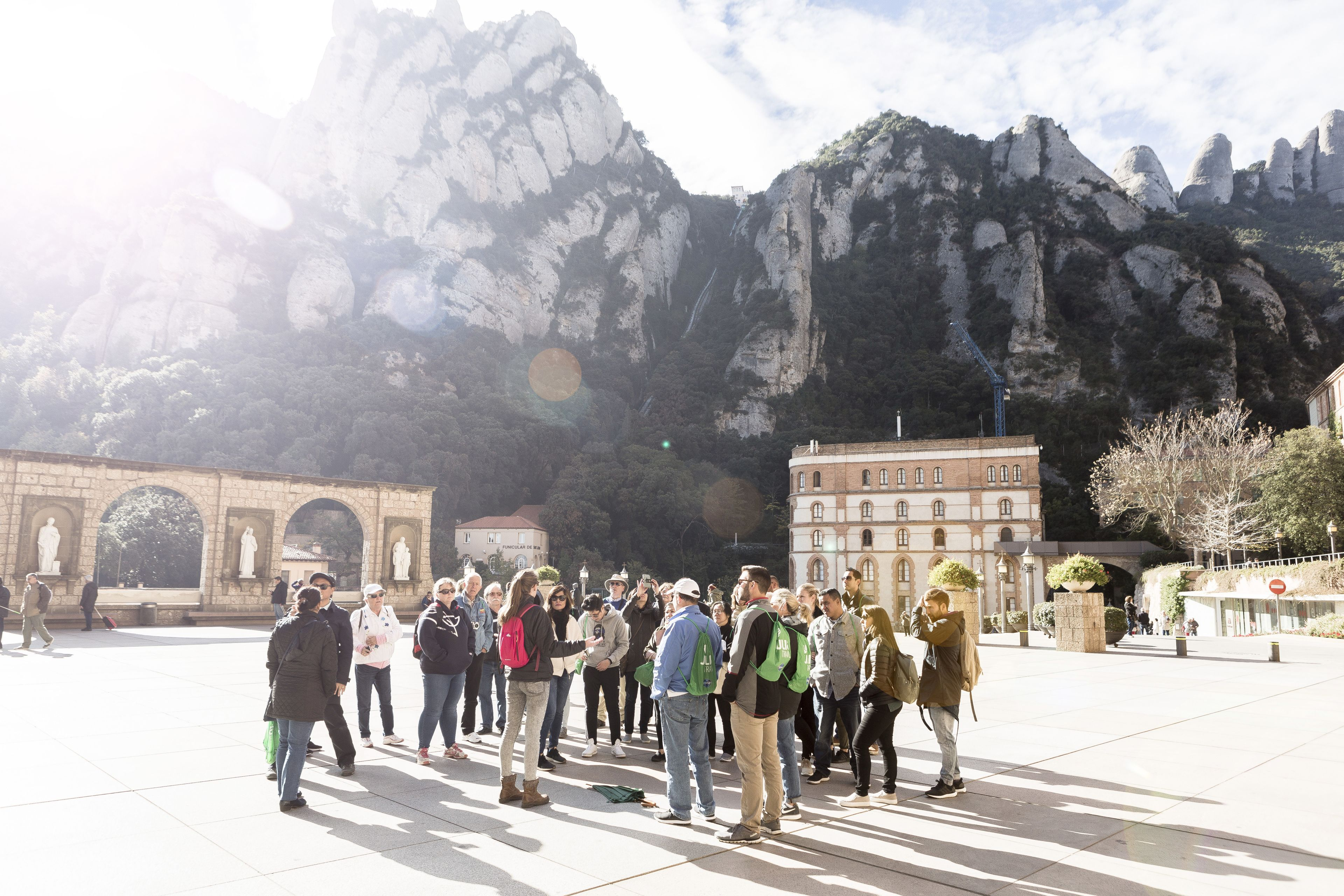 Montserrat Half-Day Excursion from Barcelona