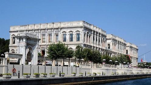 Building in Bosphorus Turkey