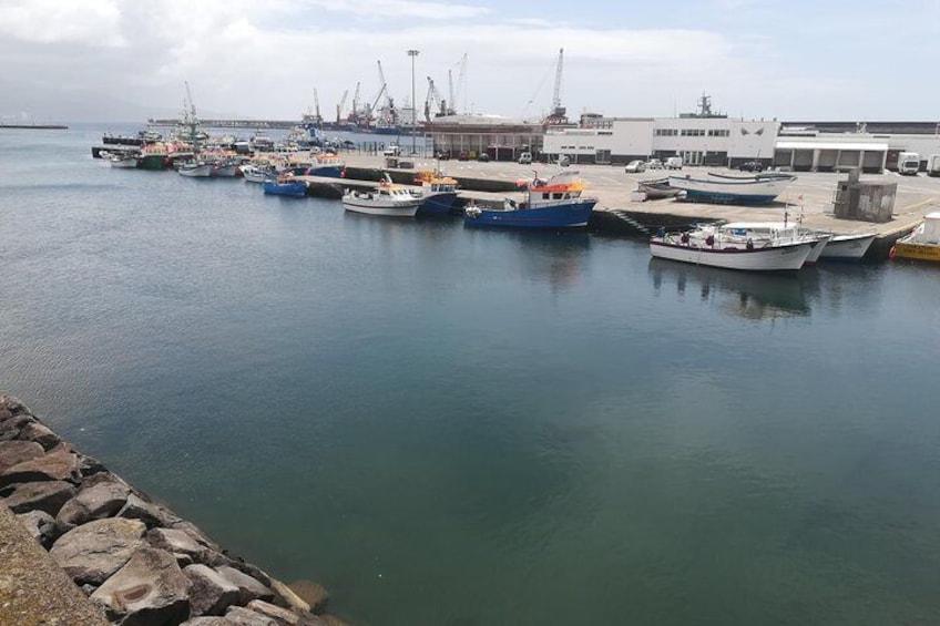 Walking Tour through the historic center of Ponta Delgada