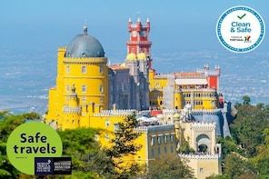Sintra and Cascais Private Half Day Sightseeing Tour from Lisbon