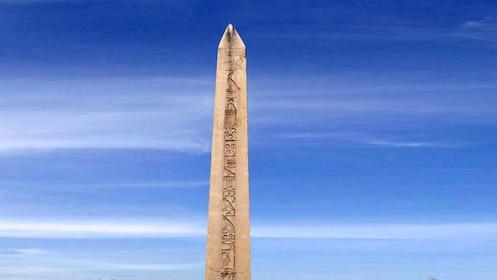 Obelisk of Theodosius in Istanbul