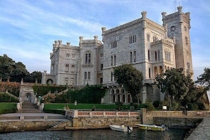 Panoramic Tour of Trieste and Miramare Castle