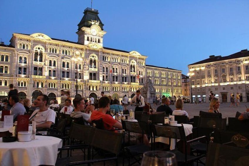 Show item 5 of 5. Panoramic Tour of Trieste and Miramare Castle
